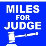 Miles for Judge